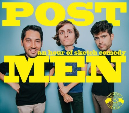 "Matt Barats, Carmen Christopher, and Anthony Oberbeck: ""Postmen"" Sketch Comedy"