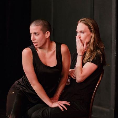 "Amanda Giobbi & Kelley Quinn: ""Power Hour"""