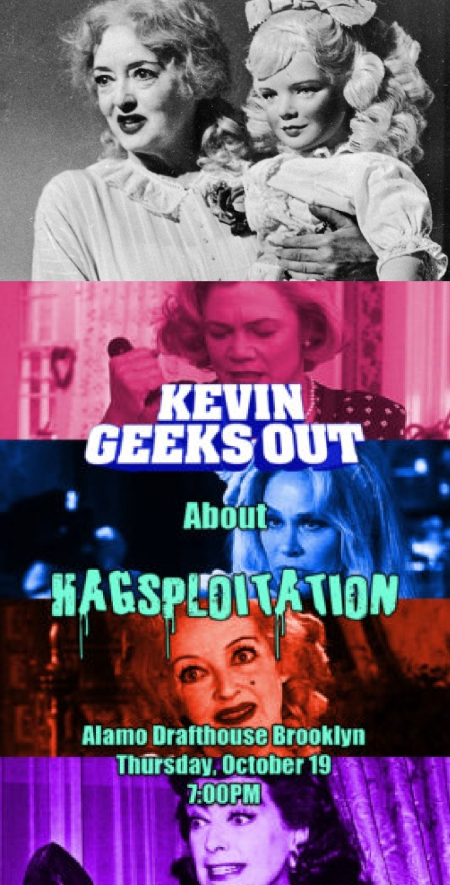 Kevin Geeks Out About Hagsploitation