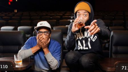"Donwill and Wyatt Cenac: ""Shouting at the Screen"""