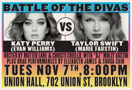 Battle of the Divas: Katy Perry vs. Taylor Switt