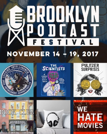 Brooklyn Podcast Festival 2017