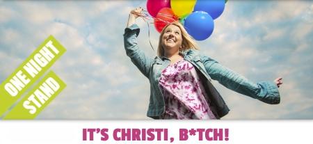 "Christi Chiello: ""It's Christi, B*tch!"""