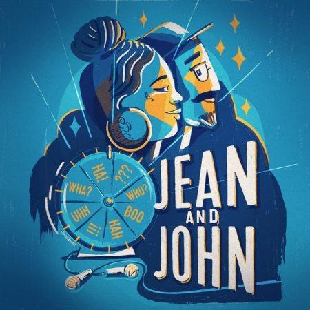 """Jean Grae and John Hodgman: """"Jean and John"""""""