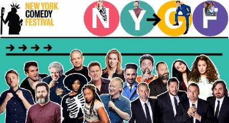 New York Comedy Festival 2017