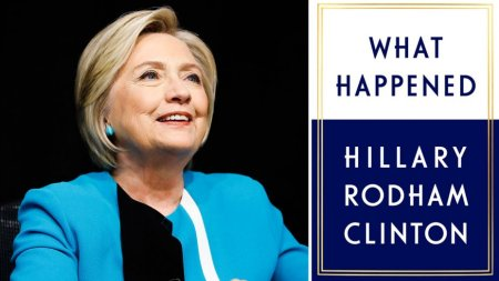 """What Happened"" by Hillary Rodham Clinton"