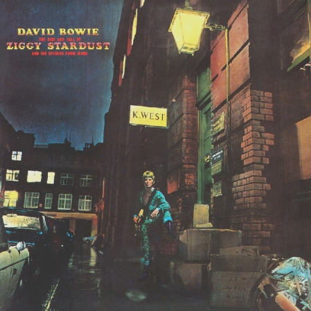 "Cool Shit / Weird Shit: ""The Rise and Fall of Ziggy Stardust and the Spiders from Mars"""
