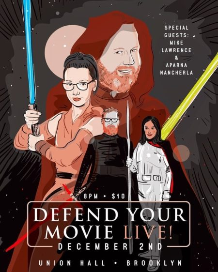 Defend Your Movie Live