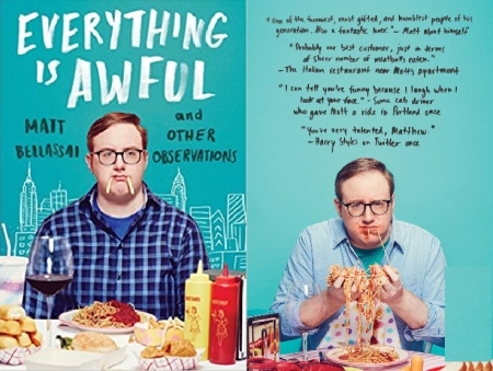 "Matt Bellassai: ""Everything Is Awful: And Other Observations"""