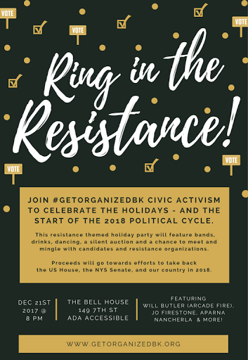 Ring in the Resistance