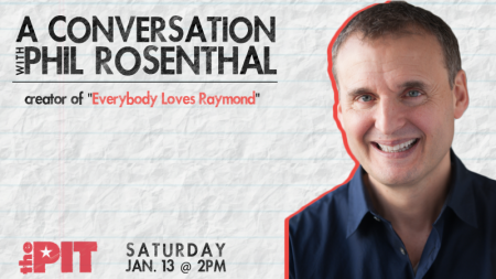 A Conversation with Phil Rosenthal