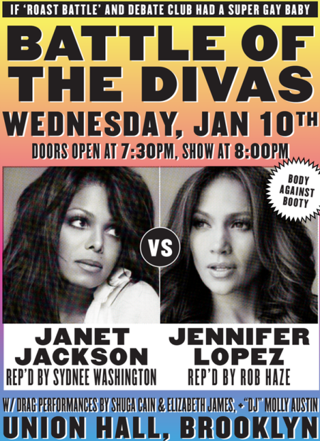 Battle of the Divas: Janet Jackson vs. Jennifer Lopez