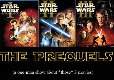 "David Lawson: ""The Prequels"""