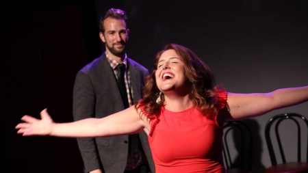 "Evan Kaufman & Rebecca Vigil: ""Your Love, Our Musical"""