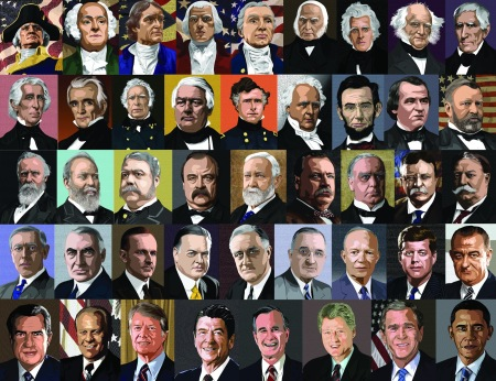 Every President Ever: Together Again