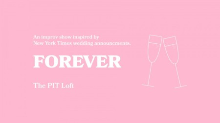 Forever: Improv Inspired by NYT Wedding Announcements