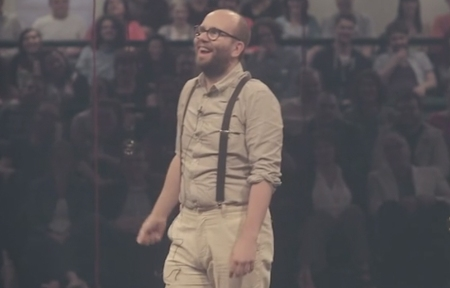 "Daniel Kitson: ""It's Always Right Now Until It's Later"""