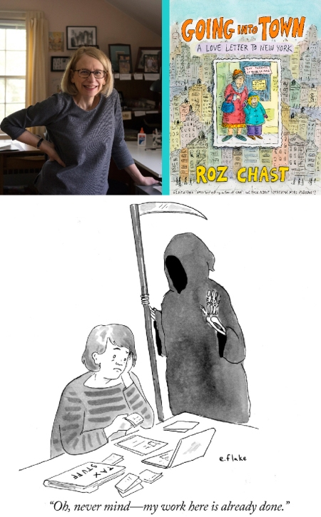 Roz Chast and Emily Flake