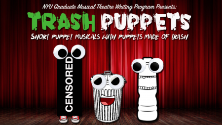 "Andi Lee Carter and Annabel Mutale Reed: ""Trash Puppets"""