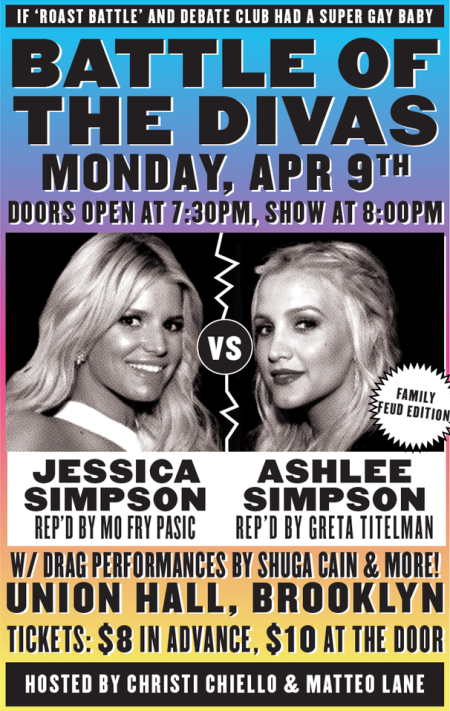 Battle of the Divas: Jessica Simpson vs. Ashlee Simpson