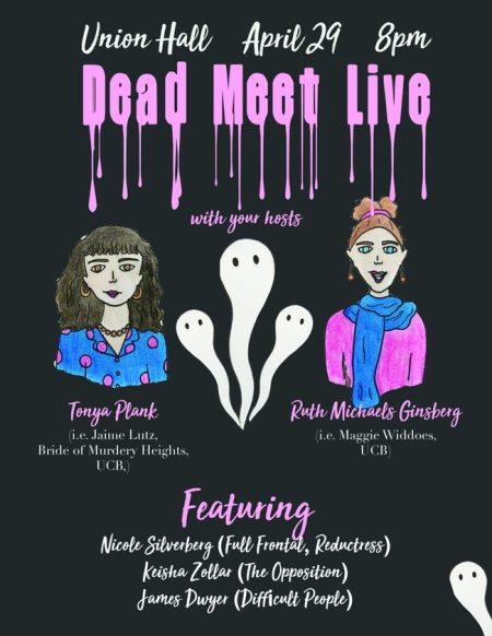 "Jaime Lutz & Maggie Widdoes: ""Dead Meet"""