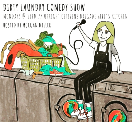 "Morgan Miller: ""Dirty Laundry"""