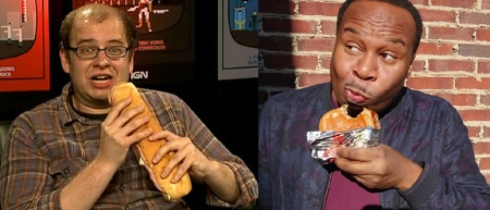 "Mike Drucker and Roy Wood Jr.: ""Dark Spots"""