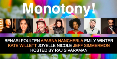 Monotony: A Smart Comedy Show about Stupid Stuff