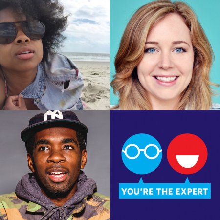 "Nadia Pinder, Ashley Brooke Roberts, and Gary Richardson: Chris Duffy's ""You're the Expert"""