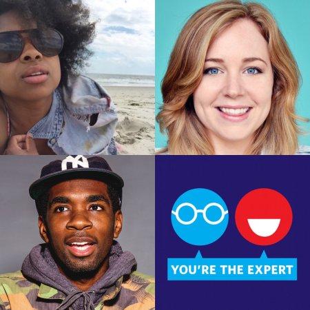 "Nadia Pinder, Ashley Brooke Roberts, and Gary Richardson: Chris Duffy's ""You're the Expert"""