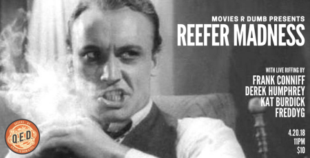 "Movies R Dumb: ""Reefer Madness"""