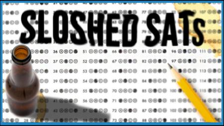 Sloshed SATS
