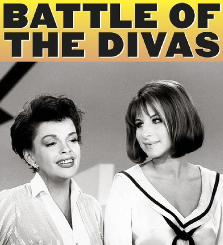 Battle of the Divas: Judy Garland vs. Barbra Streisand