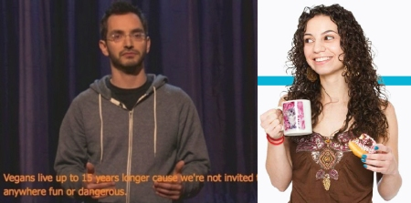 "Myq Kaplan and Liz Miele: ""The Myq Kaplan Show"""