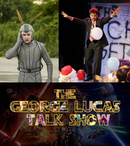 "Griffin Newman and Connor Ratliff: ""The George Lucas Talk Show"""