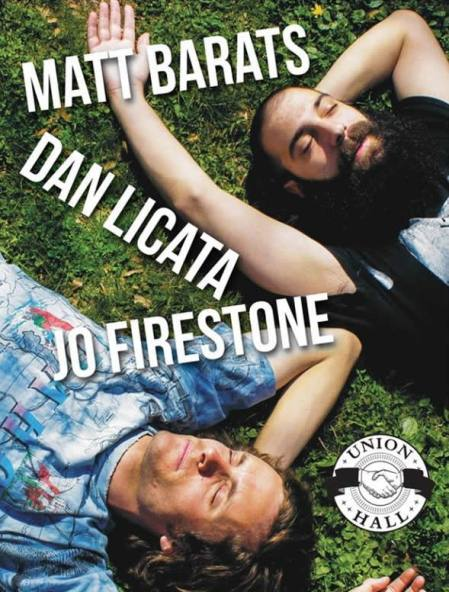 An Evening with Matt Barats and Dan Licat