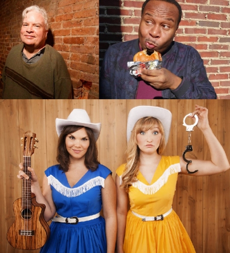 Frank Conniff, Roy Wood Jr, and The Reformed Whores