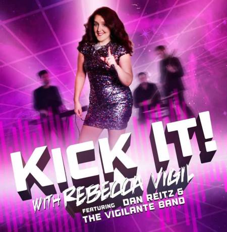 Kick It! with Rebecca Vigil