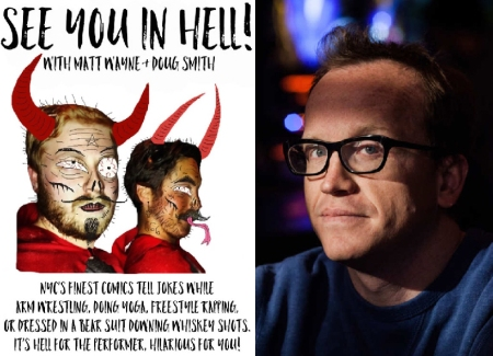 """See You in Hell"" with guest Chris Gethard"