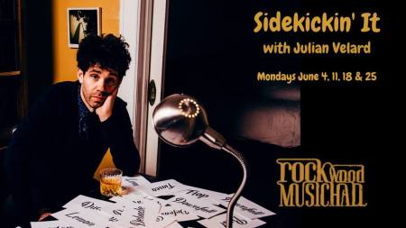 Sidekickin' It with Julian Velard