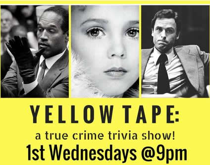 Yellow Tape: A True Crime Trivia Show