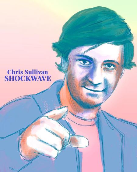 "Chris ""Shockwave"" Sullivan"