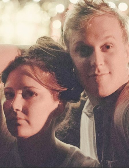Jacqueline Novak and John Early