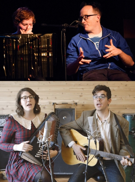 Jo Firestone, Chris Gethard, and Friends Who Folk