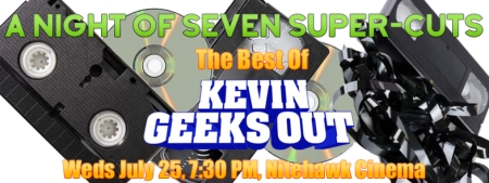 Kevin Geeks Out About Supercuts