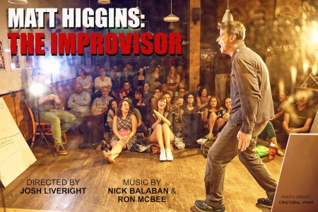 Matt Higgins-The Improvisor