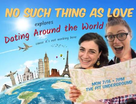 No Such Thing as Love: Dating Around the World
