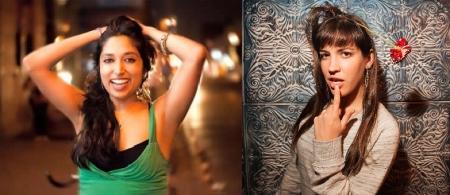 Subhah Agarwal and Carmen Lagala