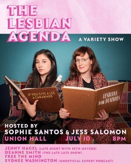 The Lesbian Agenda