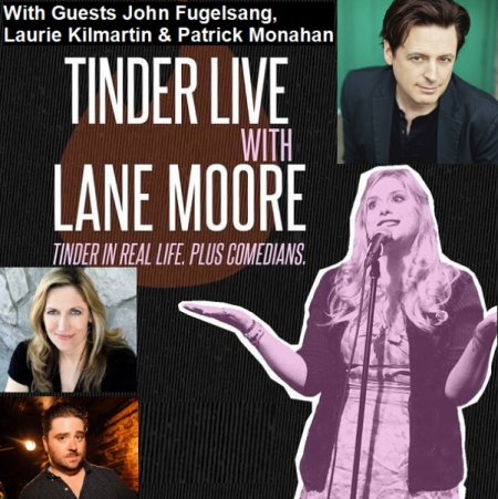Tinder Live with Lane Moore